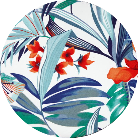 Set de table Lys Tropical