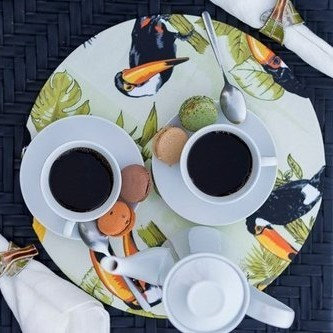 Set de table Toucans