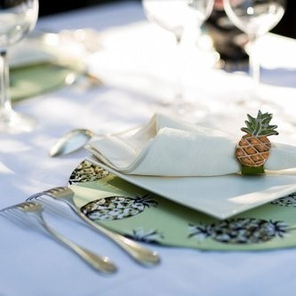 Set de table Ananas